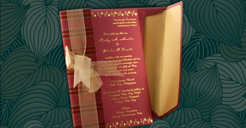 Cebu wedding invitations affordable invitations by laserwriter cebu click here to go to our facebook page stopboris Choice Image