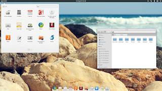 elementary OS Luna screenshots