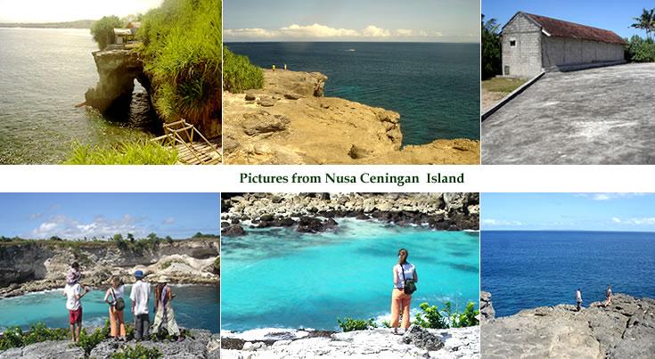 Nusa Ceningan Island