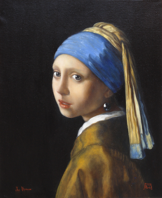 joven perla:
