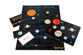 Early Education Solar System
