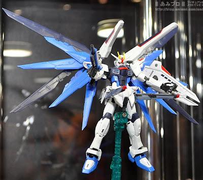 RG Freedom Gundam