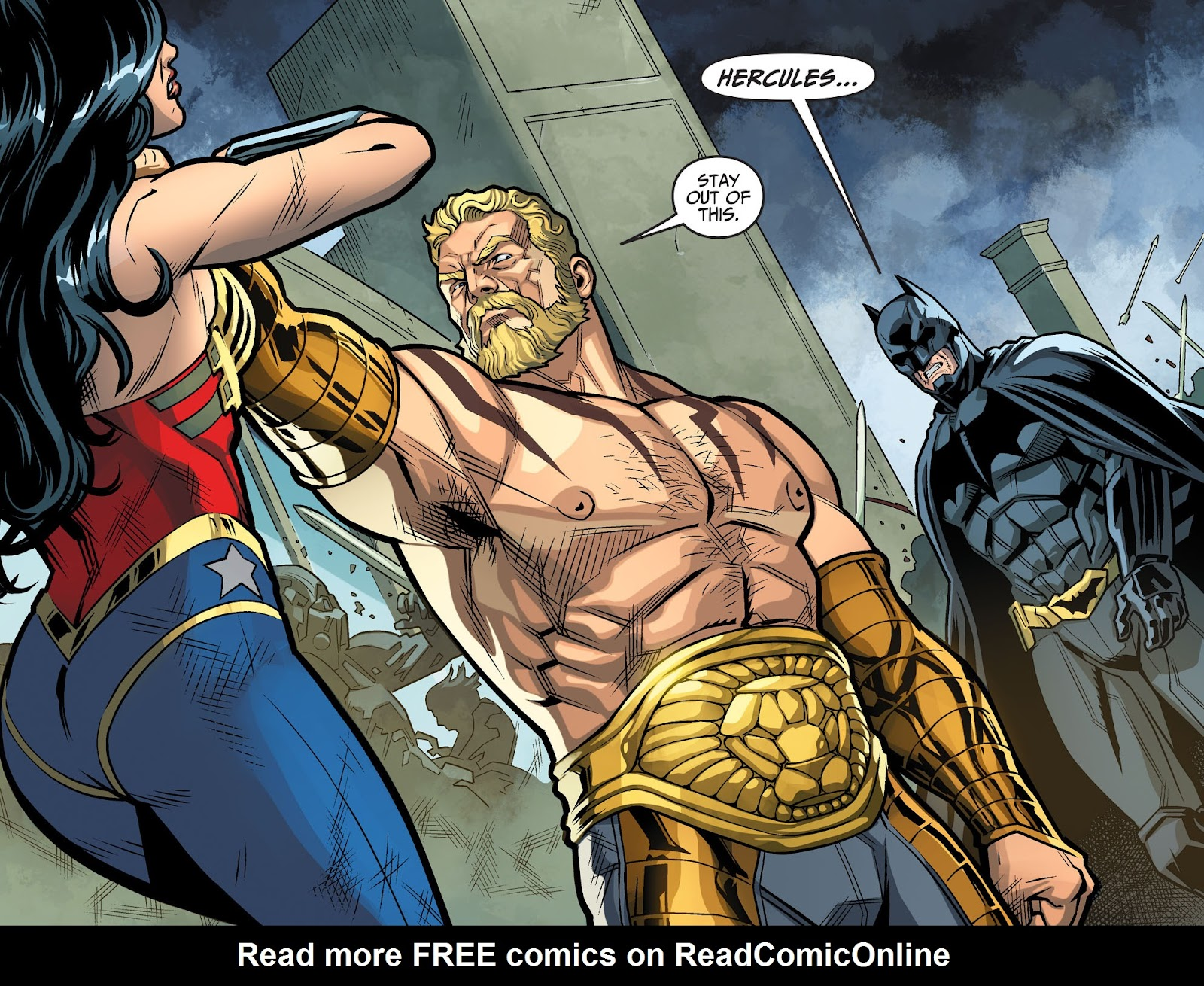 Injustice: Gods Among Us Year Four Issue #13 #14 - English 9