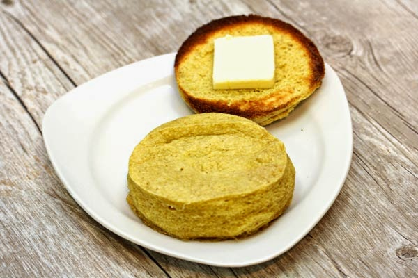 almond-flour-english-muffin