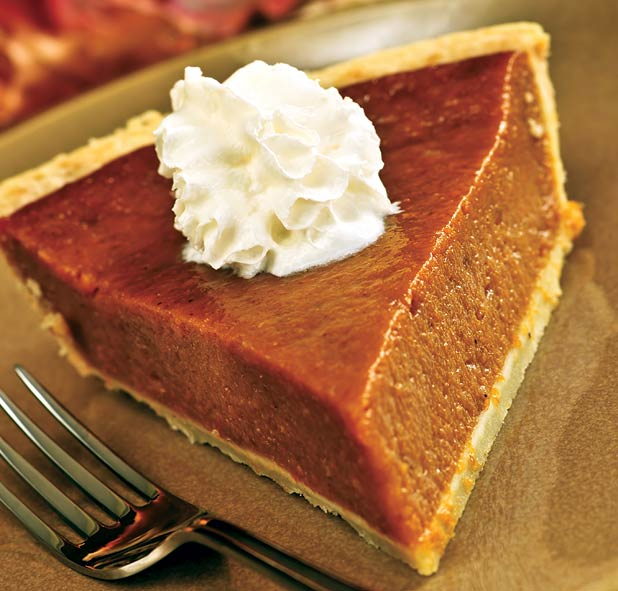 Pumpkin Pie - Fresh Or Canned Recipes.