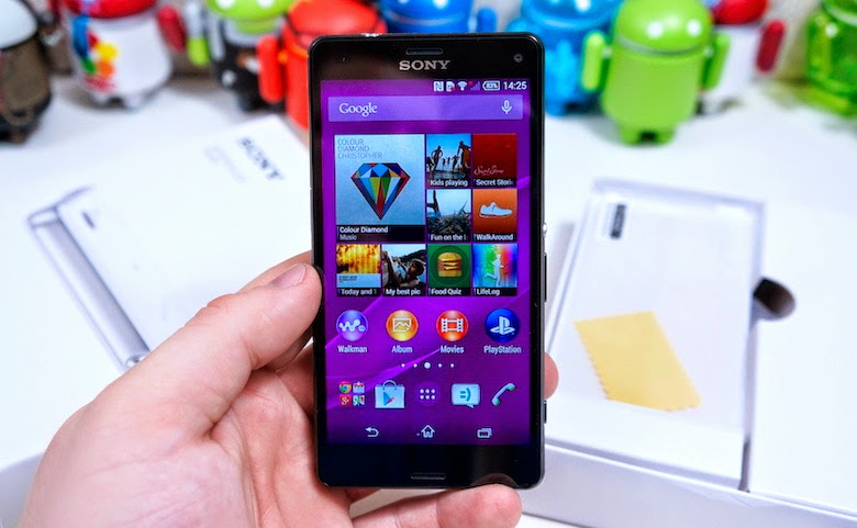 Sony-Xperia-Z3-Compact-review-and-unboxing-on-video