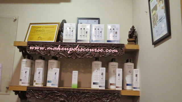 Nioxin Now in India, Nalini and Yasmin Salon, Bandra. What are scalp facials?