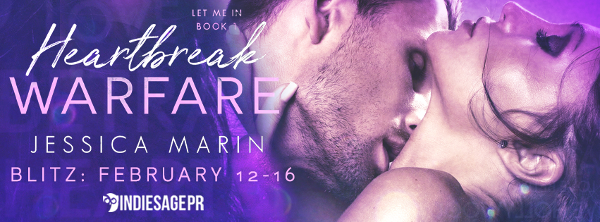 Heartbreak Warfare Book Blitz