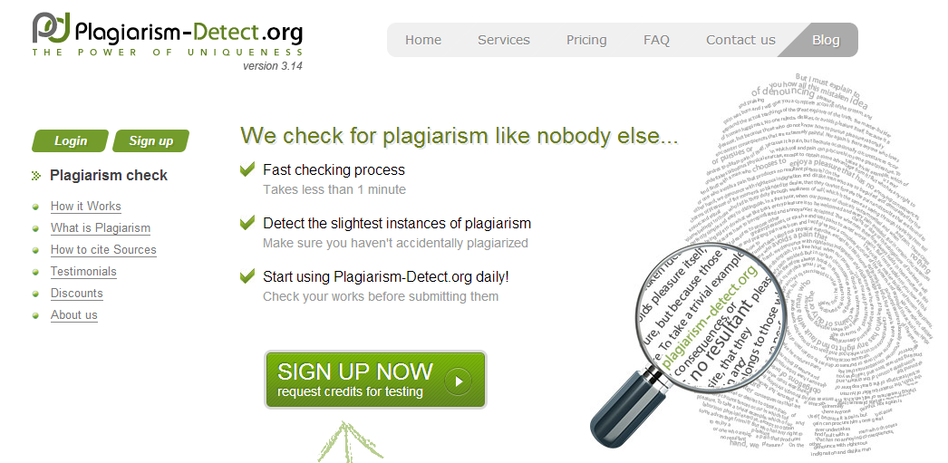 Find essays plagiarism