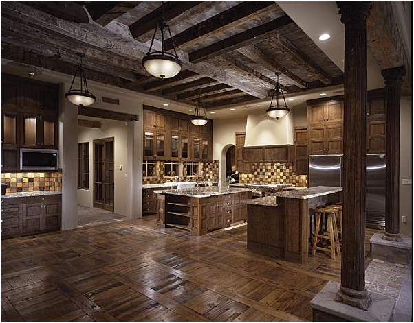 Tuscan Kitchen Design Part 83