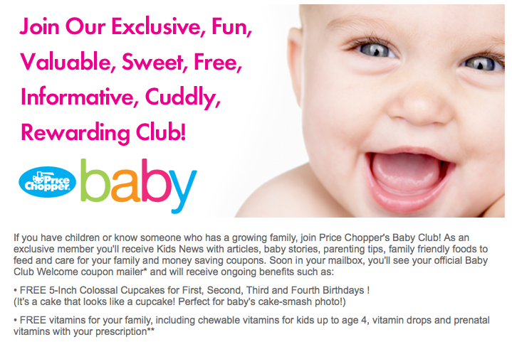 http://www.pricechopper.com/savings/baby-club