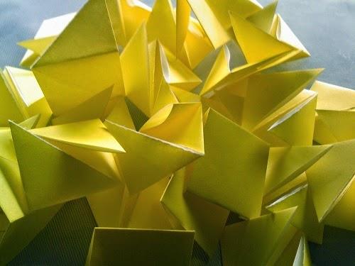すべての折り紙 ユニット折り紙多面体折り方 : ... ユニット折り紙|折り紙の魔法