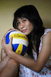 Berllian Marsheilla Atlet Voli Cantik 72bidadari.blogspot.com