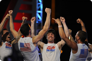 USA Sweeps Japan in 1st ANW event