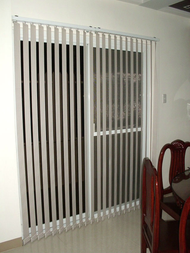 Blinds Fabric Vertical Blinds As The Best Choice For