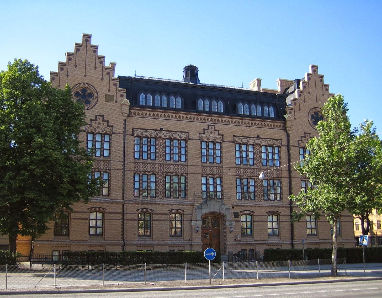 Pauliskolan, Malmö