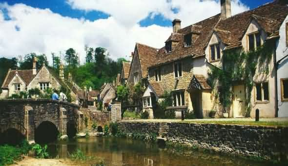 Old villages in england mobile wallpapers Best villages in america