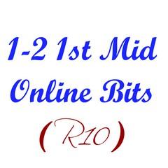 JNTUK 1-2 1st Mid Online Bits