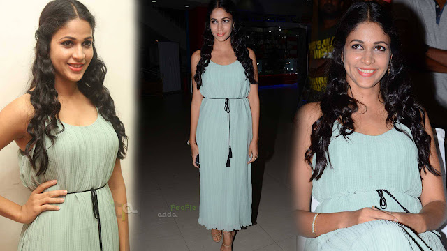 Lavanya Tripathi Latest Photos At Bhale Bhale Magadivoy Success Party