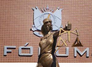 Tudo sobre a escultura JUSTIÇA MISSIONEIRA