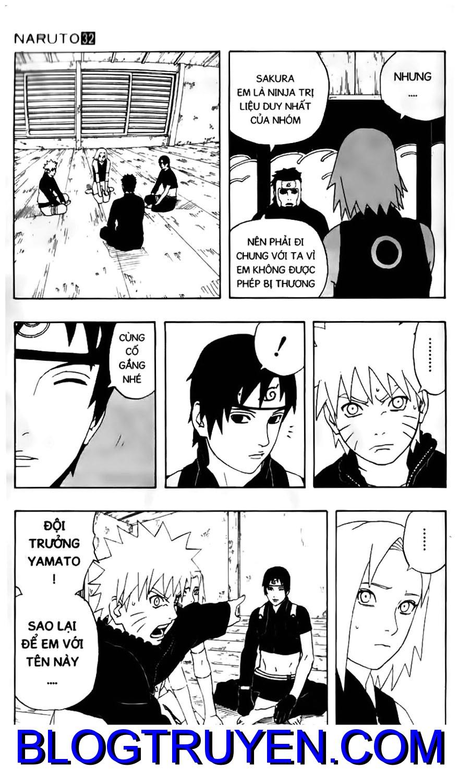 Naruto chap 288 Trang 5 - Mangak.info