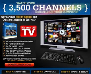 It would be very easy to watch television online from the personal ...