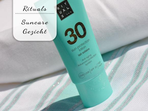 Rituals suncare: gezicht