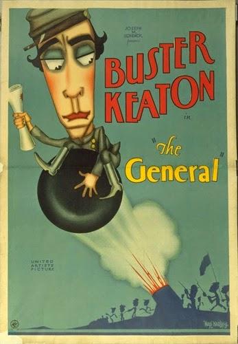 Martedì 3 marzo: Buster Keaton  all'Auditorium San Fedele MIlano. Rassegna cinema muto e live music