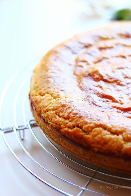 la torta pasticciotto delle spizzicate salentine