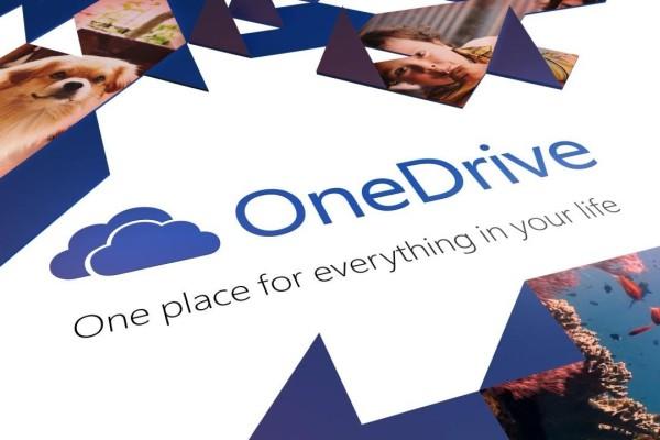 OneDrive. Take Windows 10 into the cloud