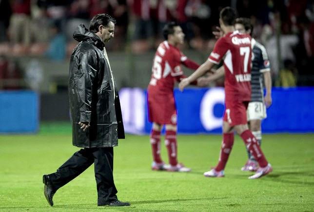 Carlos Bustos dijo estar agradecido con Chivas.