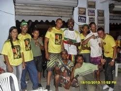 Tributo á Lucky Dube em Ipiaú