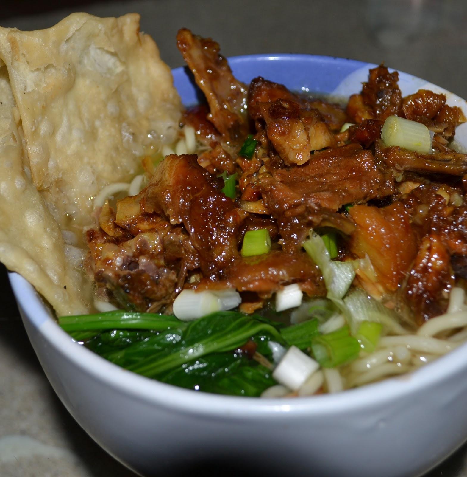 Cara Membuat Mie Ayam Sendiri Mie Ayam Bikinan Sendiri