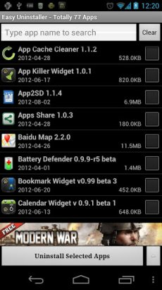 How To Uninstall Android Apps in Bulk