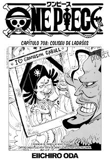 One Piece 708 Português Mangá leitura Online Agaleradosanimes.net
