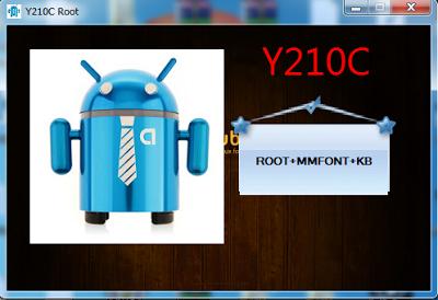 Huawei Y210C ကို Root လုပ္နည္း