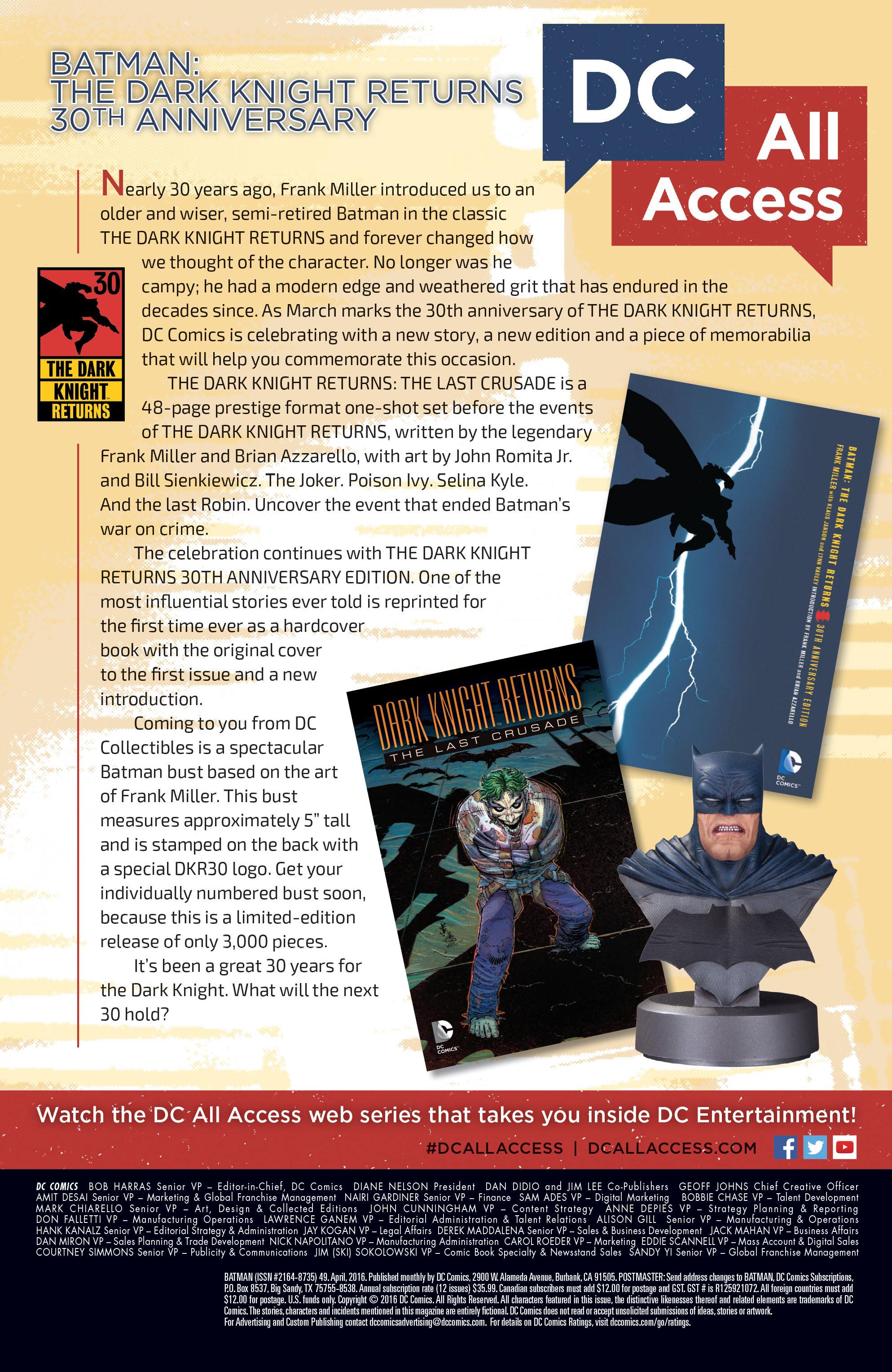 Batman (2011) Issue #49 #68 - English 24