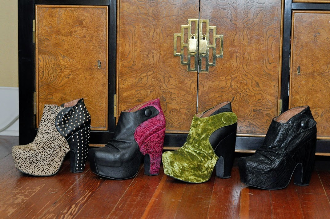 Moda en zapatos de temporada