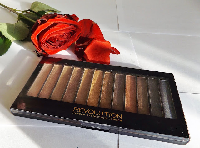 Make Up Revolution Palette Review