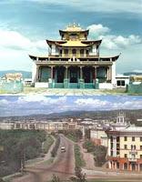 Улан-Удэ, столица Бурятии