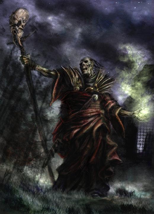 Necromancer por Remton