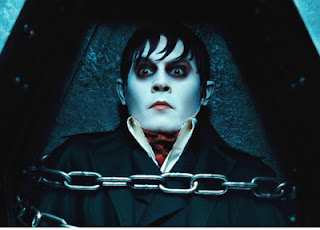 "Johnny Depp ""Dark Shadows"""