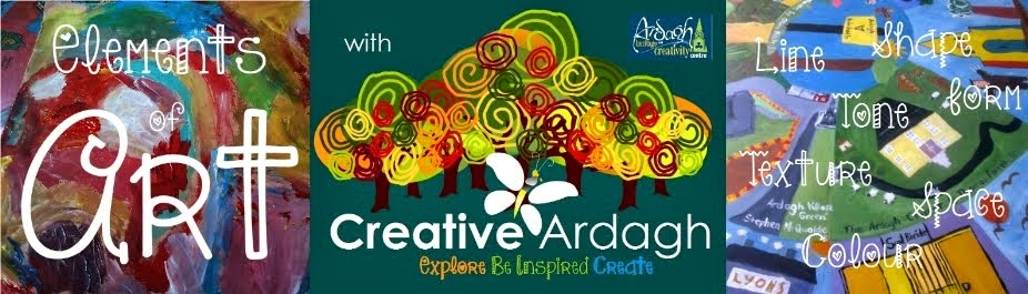 Elements of Art with Creative Ardagh