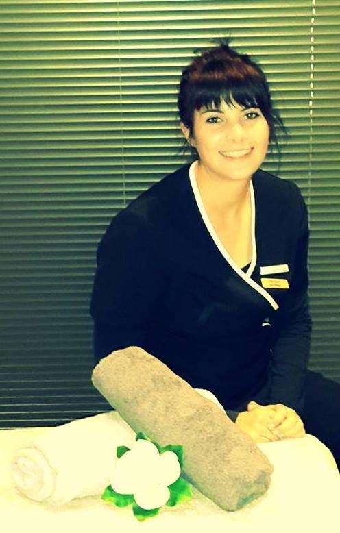 Our Beautician, Nerine Louw.