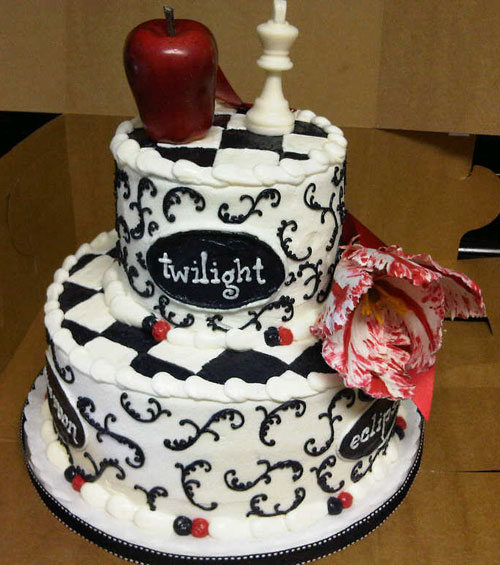 Twilight Birthday Cakes Twilight Birthday Cakes Pictures Twilight
