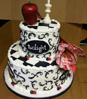 Twilight Birthday Cakes uk