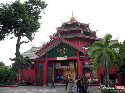 Masjid Cheng Ho Pandaan, Pasuruan