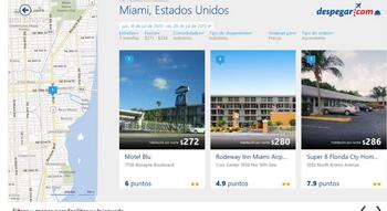 app despegar.com windows 8