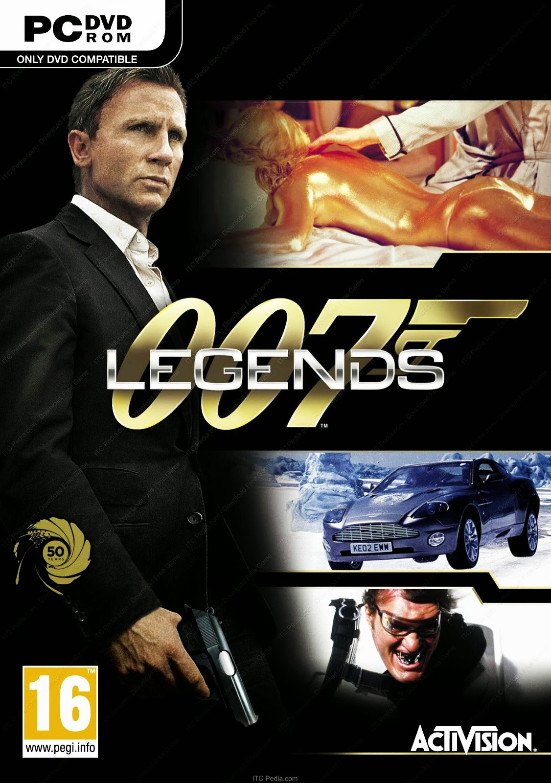 007 LEGENDS 2012 PC Game Full Version Free Download