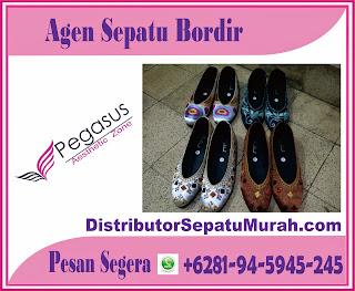 +62.8564.993.7987, Sepatu Wanita, Sepatu Bordir Murah, Sepatu Bordir Malang
